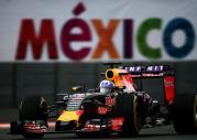 GP Meksyku 2015 - piątkowe treningi