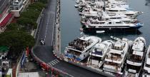 Przeprofilowany zakr�t Tabac w Monako nie pasuje Buttonowi