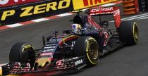 GP Monako 2015 - ustawienie na starcie wy�cigu