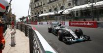 GP Monako - wy�cig: Rosberg wygrywa po niepotrzebnym pit-stopie Hamiltona