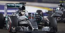 Mercedes obawia si� powt�rki z Singapuru w GP Rosji
