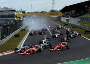 GP Węgier 2015 - wyścig