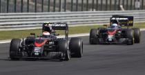 McLaren zn�w wymienia silnik Alonso i Buttonowi