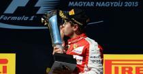 Vettel lepszy od Senny wg statystyk