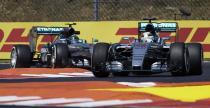 GP W�och - 2. trening: Hamilton minimalnie szybszy od Rosberga