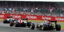 Formu�a 1 podbudowana thrillerem na Silverstone