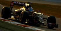 Lotus wystawi Palmera na pi�tkowym treningu w Chinach