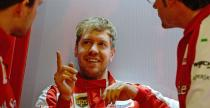 Vettel puka� do drzwi Ferrari od 2008 roku