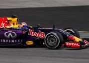 Testy F1 po GP Hiszpanii 2015