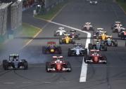 GP Australii 2016 - wy�cig
