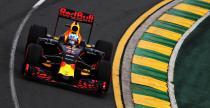 Ricciardo ma swoj� trybun� na torze Albert Park