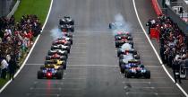 FIA zatwierdzi�a normalny start wy�cigu w F1 bez wzgl�du na warunki pogodowe od 2017 roku
