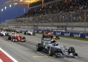 GP Bahrajnu 2016 - wyścig