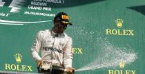 Hamilton pierwszy raz Kierowc� Dnia