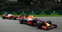 Verstappen jest chroniony przez s�dzi�w zdaniem Villeneuve'a