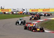 GP Chin 2016 - wyścig