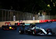 GP Europy 2016 - wyścig