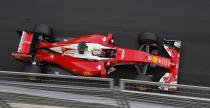 Vettel zagro�ony kar� cofni�cia na starcie