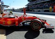 GP Hiszpanii 2016 - piątkowe treningi