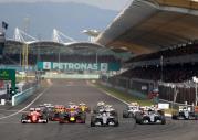 GP Malezji 2016 - wyścig