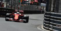 Vettel twierdzi, �e Ferrari mia�o potencja� na zwyci�stwo