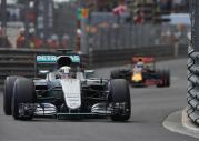 GP Monako 2016 - wyścig