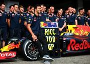 GP Niemiec 2016 - przygotowania