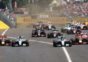 GP Węgier 2016 - wyścig