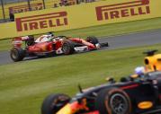 GP Wielkiej Brytanii 2016 - piątkowe treningi