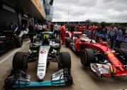 GP Wielkiej Brytanii 2016 - sobotni trening i kwalifikacje