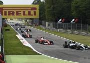 GP Włoch 2016 - wyścig
