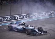 GP Abu Zabi 2017 - wyścig