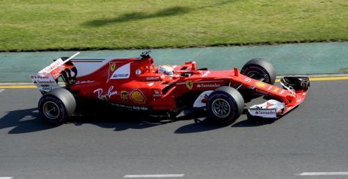 GP Australii 2017 - wyścig