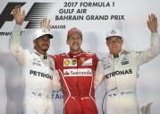 GP Bahrajnu 2017 - wyścig