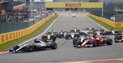Ecclestone o F1: Była restauracja z trzema gwiazdkami Michelina, jest fast food