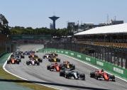 GP Brazylii 2017 - wyścig