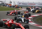 GP Chin 2017 - wyścig