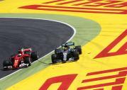 GP Hiszpanii 2017 - wyścig