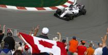 GP Kanady 2017 - treningi i kwalifikacje