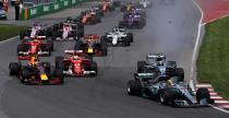 GP Kanady 2017 - wyścig