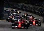GP Monako 2017 - wyścig