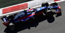 GP Rosji 2017 - ustawienie na starcie wyścigu