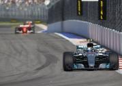 GP Rosji 2017 - wyścig