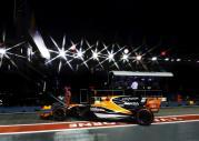 GP Singapuru 2017 - treningi i kwalifikacje