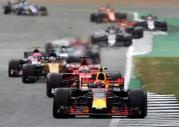 GP Wielkiej Brytanii 2017 - wyścig