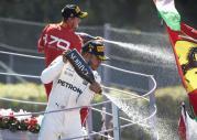 GP Włoch 2017 - wyścig