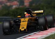 Testy F1 po GP Węgier 2017