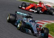 Pierwsze testy F1 przed sezonem 2017
