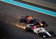 GP Abu Zabi 2018 - wyścig