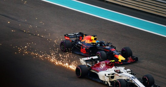 Tost doradza F1 redukcję docisku bolidów 'minimum o 40-50 procent'